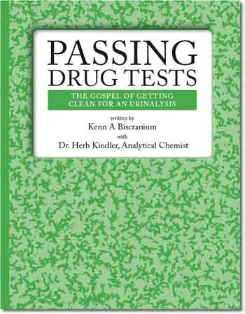 Passing Drug Tests Cover